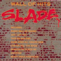 Audio CD Slade. Wall Of Hits