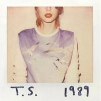 Audio CD Taylor Swift. 1989