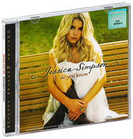 Audio CD Jessica Simpson. Do You Know