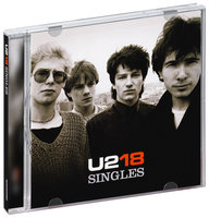 Audio CD U2. 18 Singles