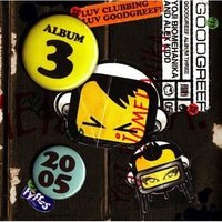 Audio CD Various. Goodgreef Album 3. With Alex Kidd & Yoji. 2005