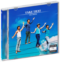 Audio CD Take That. The Circus