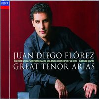 Audio CD Florez Juan Diego. Great tenor arias