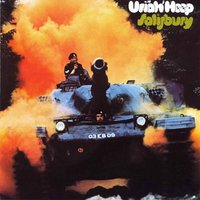 Audio CD Uriah Heep. Salisbury