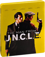 ������ �.�.�.�. [�������� ����] (Blu-Ray) / The Man from U.N.C.L.E.