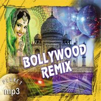 MP3 (CD) Bollywood Remix