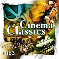 MP3 (CD) Cinema Classics