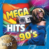 MP3 (CD) Mega Hits 90's