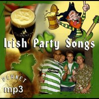 MP3 (CD) Irish Party Songs