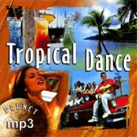 MP3 (CD) Tropical Dance