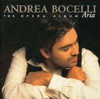Andrea Bocelli: Aria (The Opera Album) (CD)