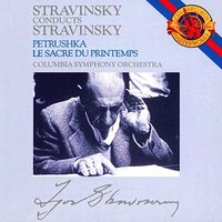 Audio CD Stravinsky Igor. Petroushka