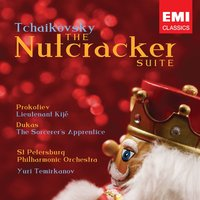 Audio CD Yuri Temirkanov. Tchaikovsky: the Nutcracker