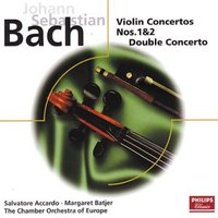 Audio CD Accardo, Bach: Violin �oncertos/Double �oncerto (����.)