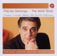 Domingo Placido . Verdi Tenor (CD)