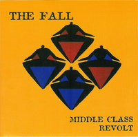Audio CD The Fall. Middle Class Revolt