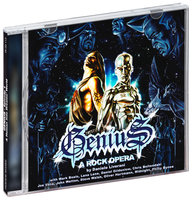 Audio CD Genius 1. A Human Info Dreams' World