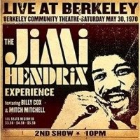 The Jimi Hendrix Experience � Live At Berkeley (CD)