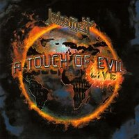 Audio CD Judas Priest. A Touch Of Evil - Live