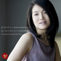 Audio CD Hisako Kawamura. Chopin: Piano Sonta No.3 and Schumann
