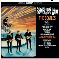 Audio CD The Beatles. Something New