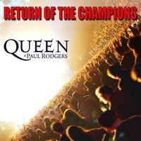 Audio CD Queen & Paul Rodgers. Return Of The Champions