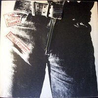 Audio CD Rolling Stones. Sticky Fingers