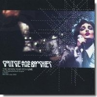 Audio CD Siouxsie and the Banshees. The Seven Year Itch Live