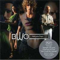 Audio CD BWO, Ex Army Of Lovers. Halcyon Days