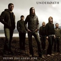DVD + Audio CD Underøath. Define The Great Line