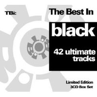 Audio CD Various. The Best of Black Jazz Records