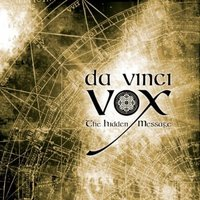 Audio CD Da Vinci Vox. The Hidden Message
