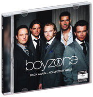 Audio CD Boyzone. Back again... No matter what