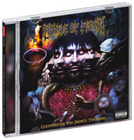 Cradle Of Filth. Godspeed On The Devil's Thunder (CD)