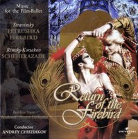 Music For The Film-Ballet Return Of The Firebird (2 CD)