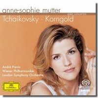 SACD (Super Audio CD) Mutter Anne-Sophie. Tchaikovsky, Korngold: Violin Concertos