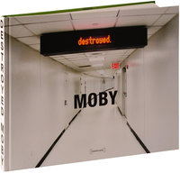 Audio CD Moby. Destroyed (Deluxe edition)