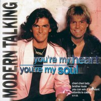 Audio CD Modern Talking. You're my heart, you're my soul