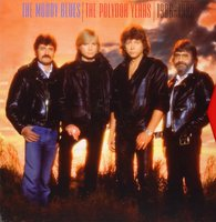 DVD + Audio CD The Moody Blues. The polydor years