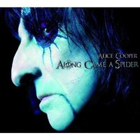 Audio CD Alice Cooper. Along Came A Spider