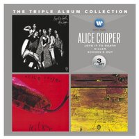 Alice Cooper. Three Classic Albums (3 CD)