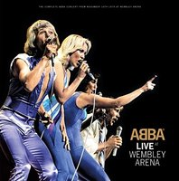 Audio CD ABBA. Live at wembley arena