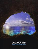 Audio CD Mike Oldfield. Man on the rocks (Limited super deluxe edition)