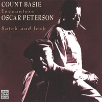 Audio CD Count Basie & Oscar Peterson. Satch and Josh