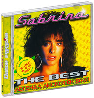 Sabrina. The Best. ������� �������� 80-� (CD)