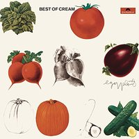 LP Cream. Best Of Cream (LP)