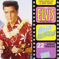 Audio CD Elvis Presley. Blue Hawaii