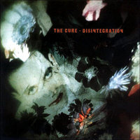 LP The Cure. Disintegration (LP)