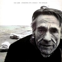 LP The Cure. Standing On A Beach. The Singles (LP)