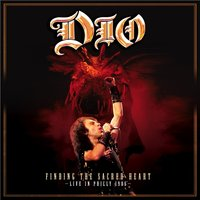 LP Dio. Finding The Sacred Heart (LP)